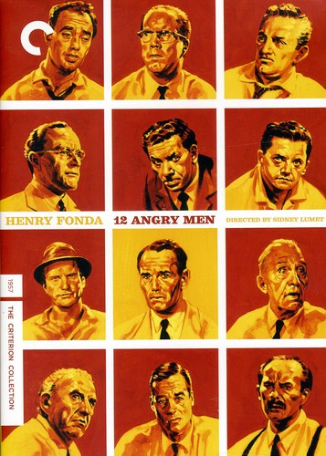 12 Angry Men (Criterion Collection) by CRITERION