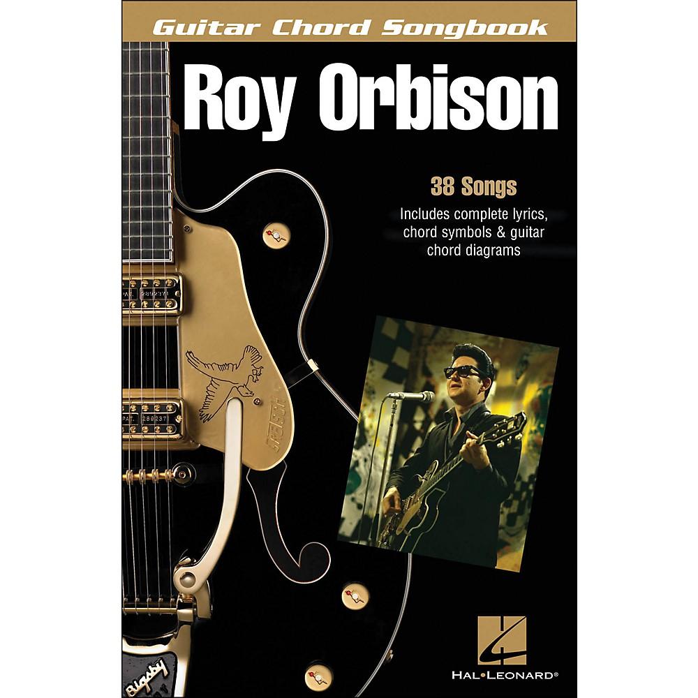 Hal Leonard Roy Orbison Guitar Chord Songbook Sheet Music Walmart