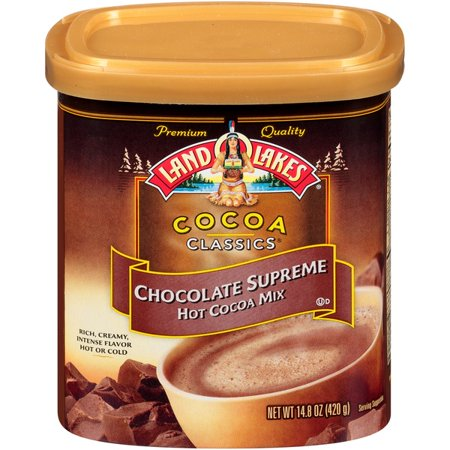 Land O Lakes Cocoa Classics Chocolate Supreme Hot Cocoa Mix, 14.8 - Hot Pink Chocolate