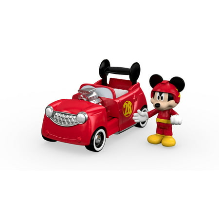 Disney Mickey and the Roadster Racers 2-In-1 Hot Doggin' Hot