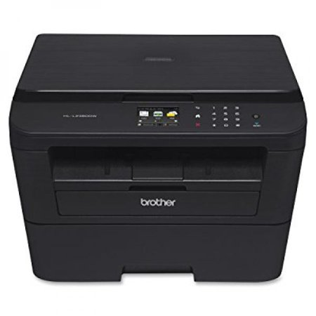 Brother HL-L2380DW Wireless Monochrome Laser Printer,  Dash Replenishment Enabled