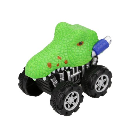 Tailored Dinosaur Friction Powered Car Pull Back Vehicle Mini Animal Car Toy For Gifts Ki