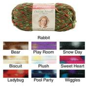 Premier Yarns Cuddle Fleece Dots Yarn