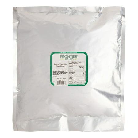 Frontier Deluxe Vegetables Soup Blend, 16 Oz Bag