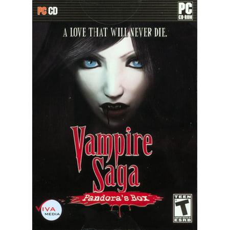 Vampire Saga Pandora
