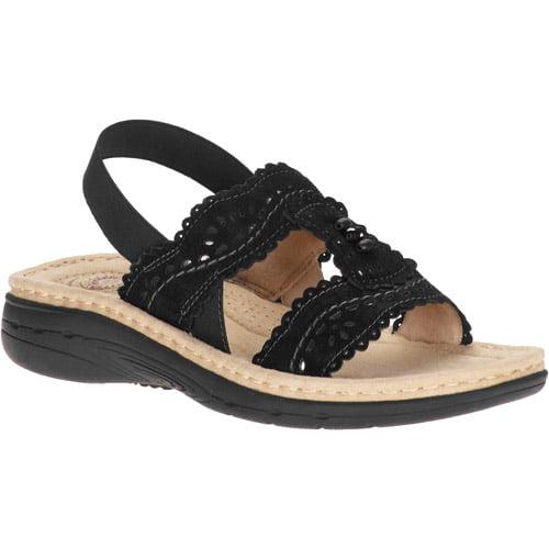 Earth Spirit - Women's Juniper Sling Back Sandals