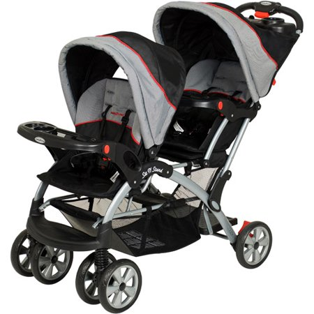 Double Triple Strollers (Baby Trend - Sit N Stand Plus Double Stroller,)
