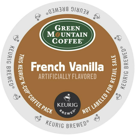 Green Mountain Coffee Single Serve Coffee for Keurig, French Vanilla