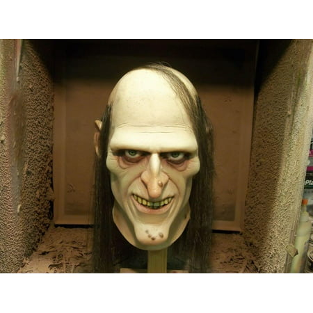 Uncle Creepy Adult Halloween Mask (Creepy Halloween Food For Adults)