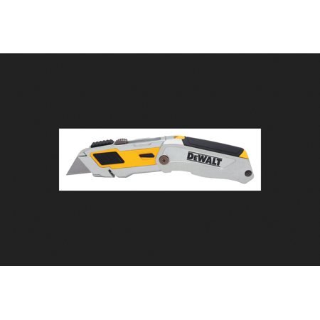 - Dewalt DWHT10296 Premium Folding Retractable Utility Knife