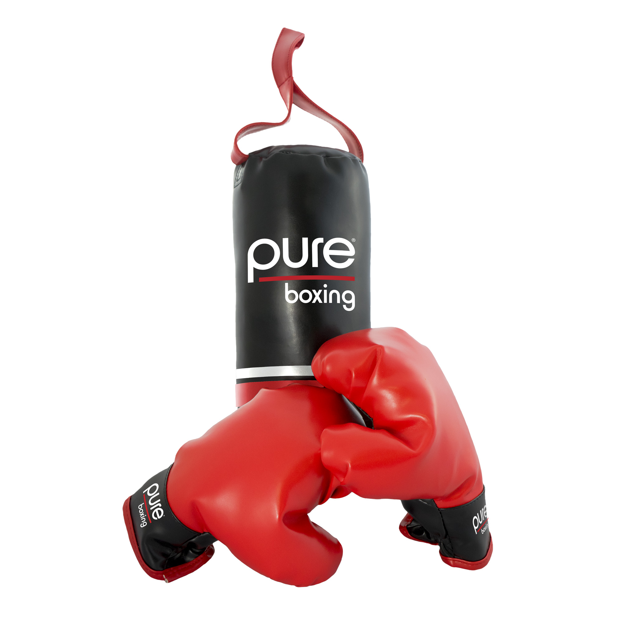 Pure Boxing Youth 4pc Boxing Set