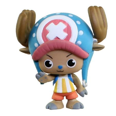 Funko Mystery Minis Vinyl Figure - Shonen JUMP - TONY TONY CHOPPER (One Piece - 2 inch) - One Piece Chopper Premium Figure Halloween