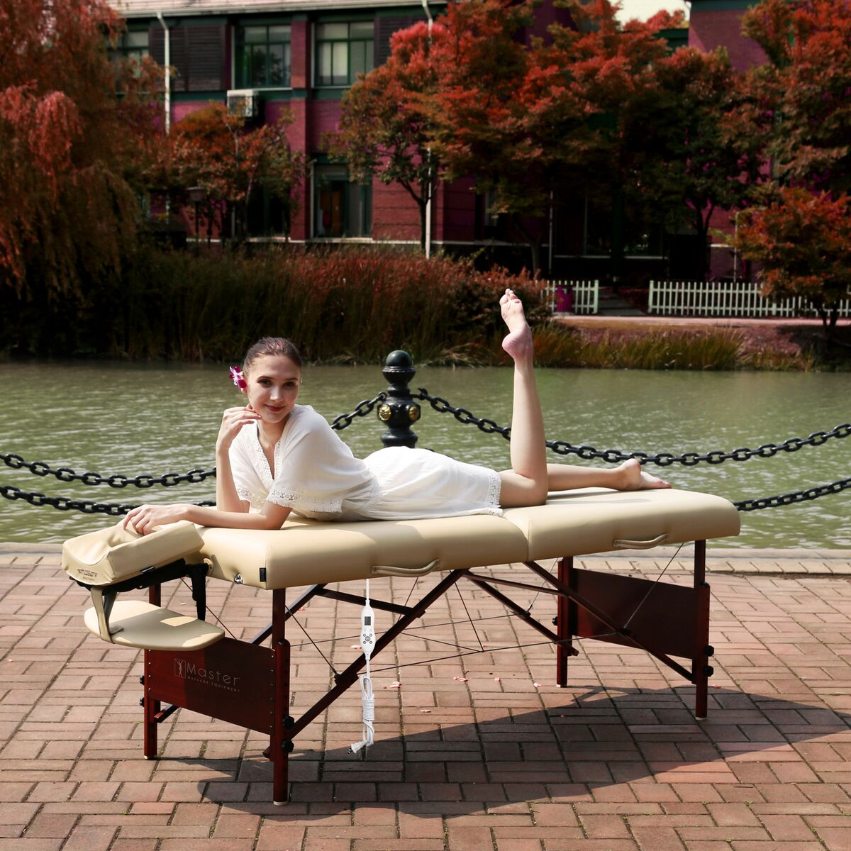 """30"""" Del Ray Therma Top Pro Package Massage Table"""