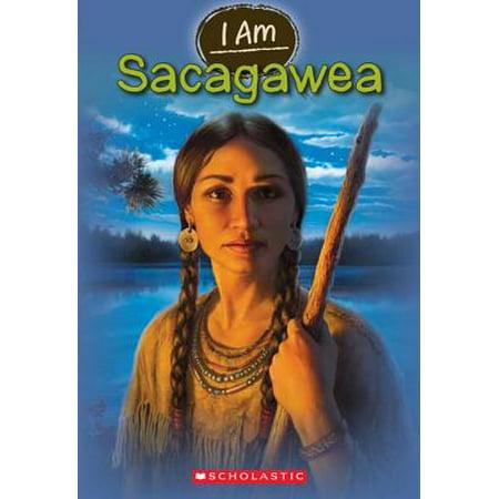 I Am #1: Sacagawea - eBook - Sacagawea Kids