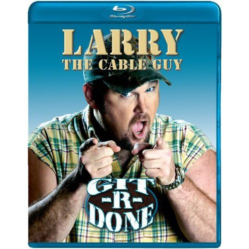 Larry The Cable Guy: Git-R-Done (Blu-ray) (Widescreen)