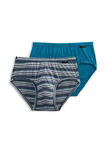 Jockey Elance Poco Men/'s Cotton Briefs ~ Style 1013 ~  Men/'s XL ~ 2 pack ~ NEW