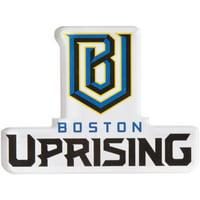 Boston Uprising Overwatch League Team Logo Die-Cut Magnet
