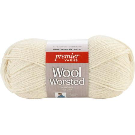 - Wool Worsted Yarn