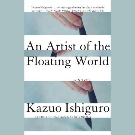 An Artist of the Floating World - Audiobook (An Artist Of The Floating World Themes)