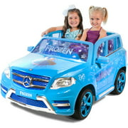 Disney Frozen Mercedes 12-Volt Ride-On