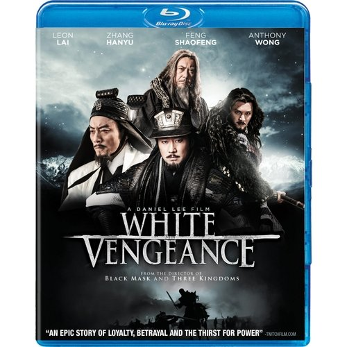 White Vengeance (Blu-ray) (Chinese) (Widescreen)