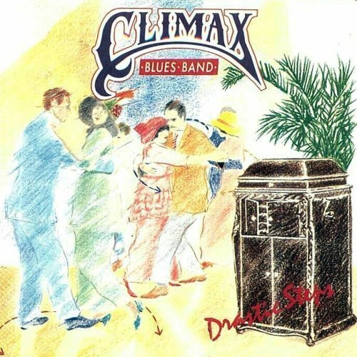 Climax Blues Band - Drastic Steps [CD]