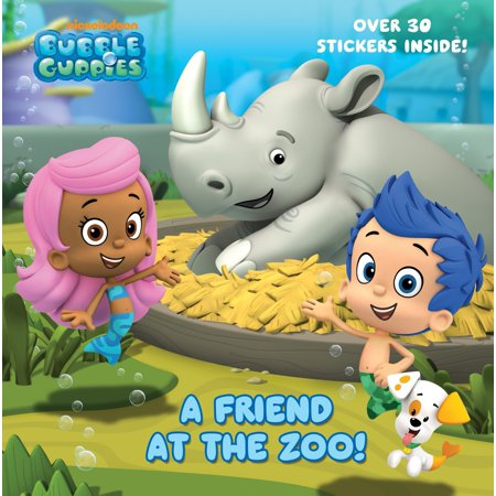A Friend at the Zoo (Bubble Guppies) - The Bubble Guppies Halloween