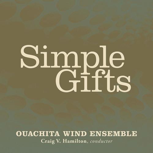 Gillingham   Hamilton   Grainger Simple Gifts [CD] by