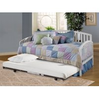 Hillsdale Furniture Carolina Daybed with Trundle, Multiple Finishes