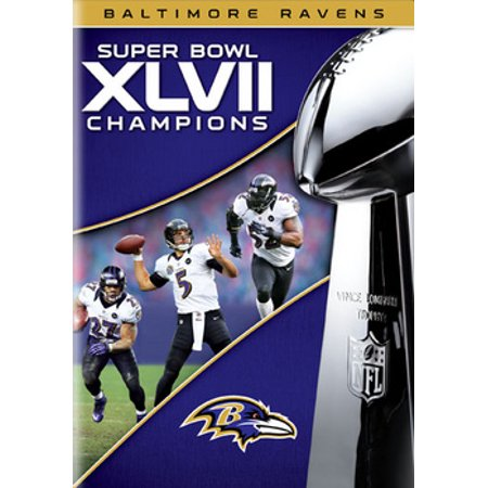 SUPERBOWL 47 (2013/DVD/WS/SAN FRANCISCO 49ERS VS BALTIMORE RAVENS) (DVD)