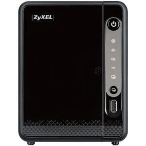 Zyxel 2 Bay Personal Cloud Storage W  Marvell Armada 380 Processor