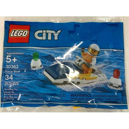 LEGO 30363 City Race Boat/Jet Ski Polybag Set Race Ski Reviews