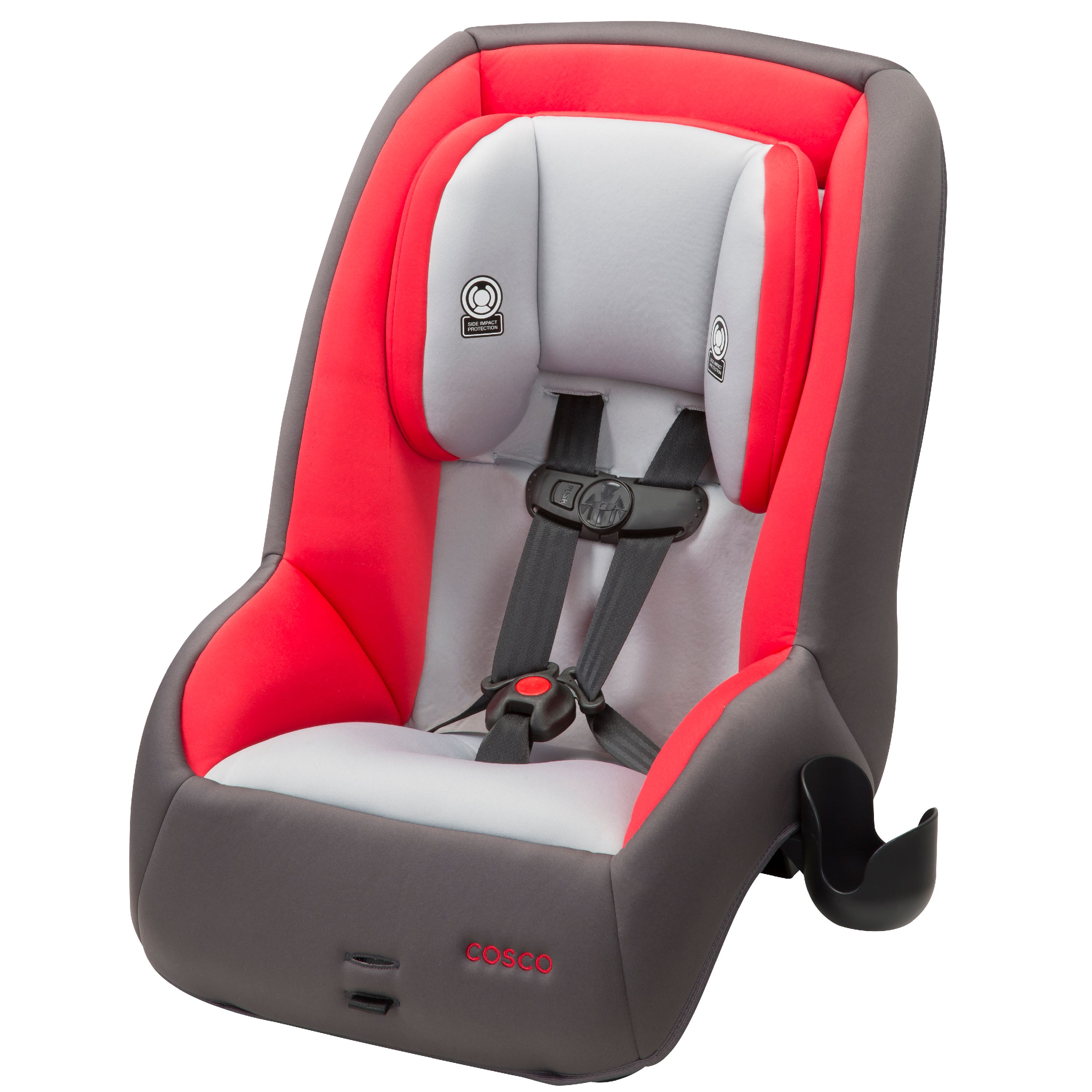 Cosco MightyFit 65 Convertible Car Seat Choose Your Pattern Fire Engine