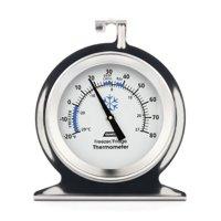 Camco 42114 Thermometer - Refrigerator / Freezer / Dry Storage