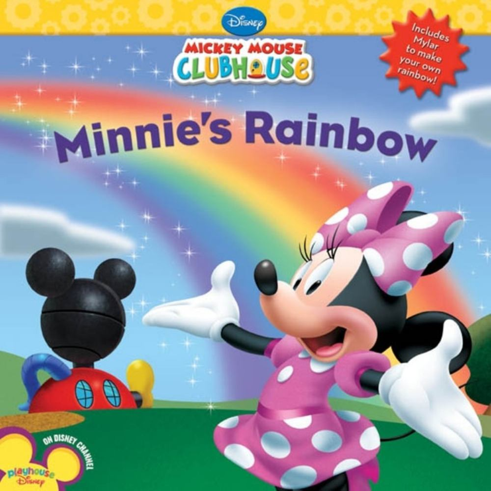 Mickey Mouse Clubhouse Minnie's Rainbow
