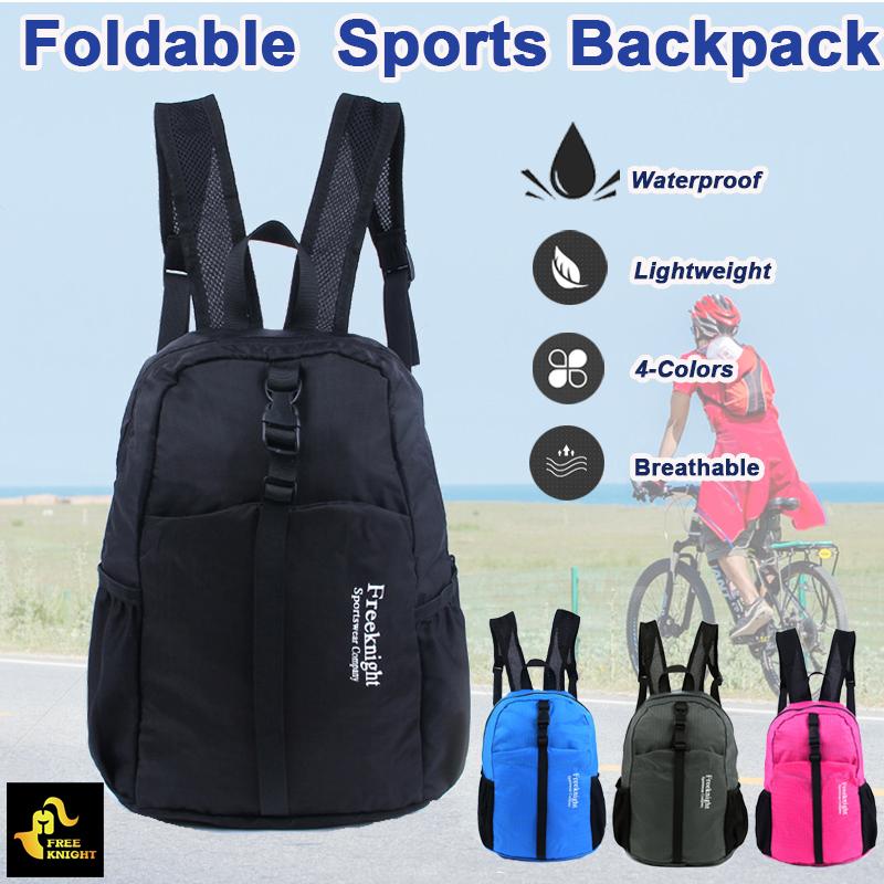Premium Waterproof Light Weight Nylon Foldable Backpack Travel for Women Men US
