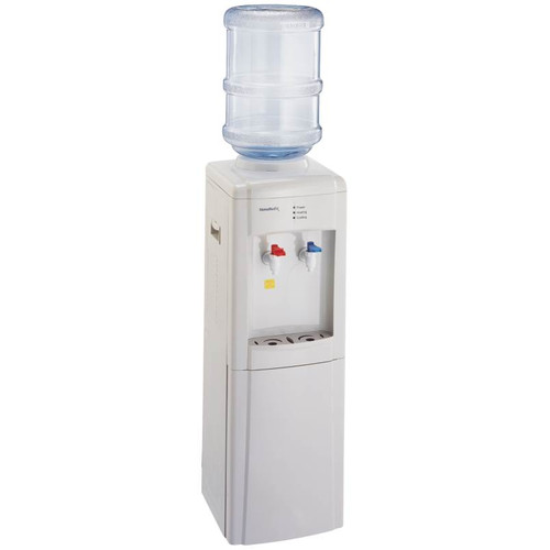 HomeBasix Free-Standing Hot and Cold Water Cooler