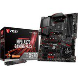 MSI Motherboard MPG X570 GAMING PLUS AMD RYZEN9 AM4 Max128GB ATX