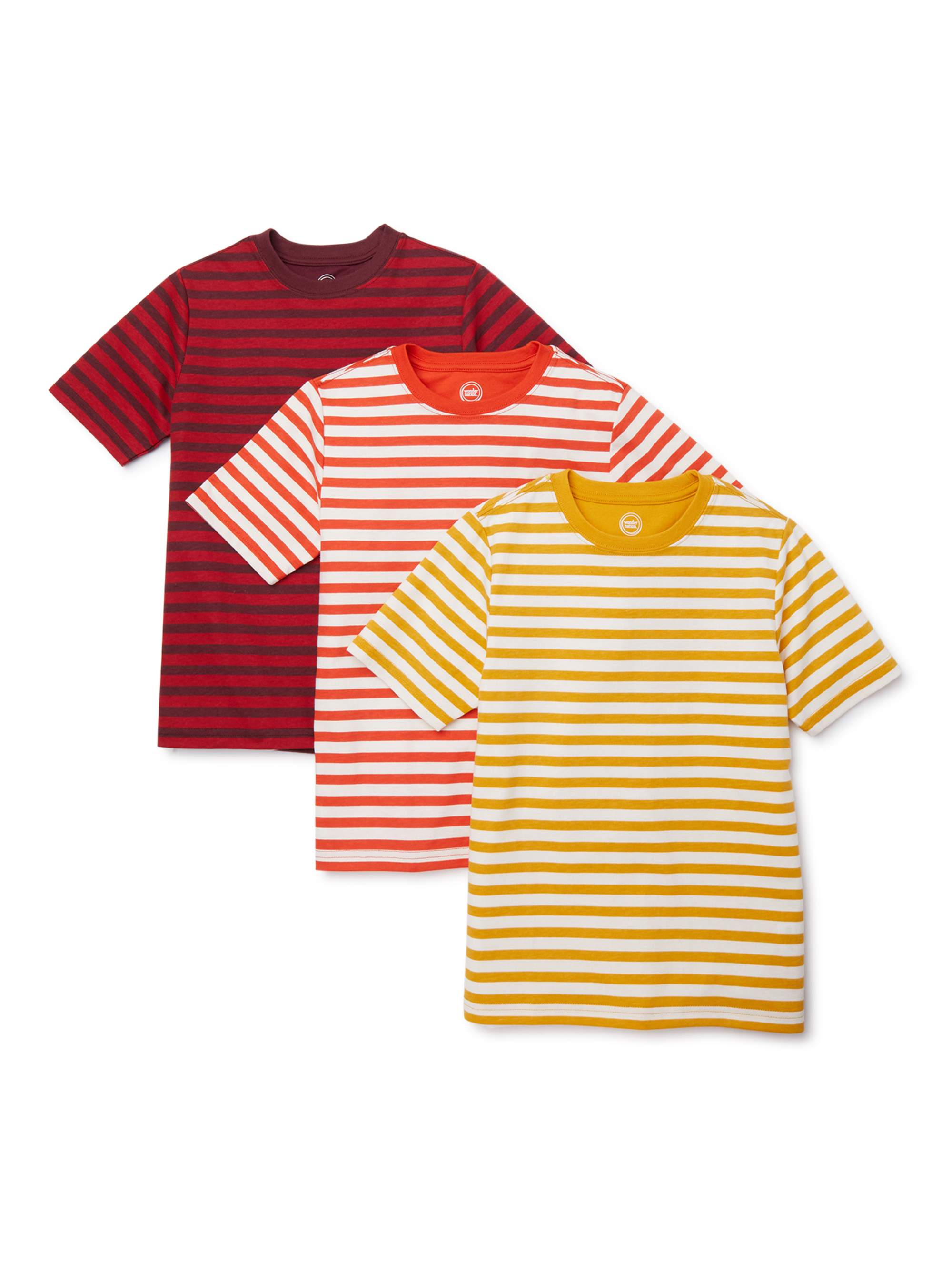 Childrens T-Shirt Mountain /& Waves Yellow Age 8 10 12 14 16 Quiksilver Kids