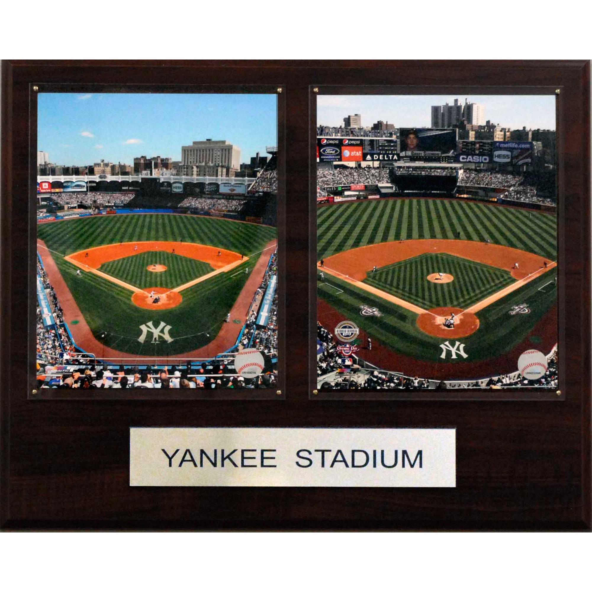 C&I Collectables MLB 16x20 Yankee Stadium 2 Photo Plaque
