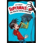 Supermalsons. RVE: Realitat Virtual Espantosa - eBook