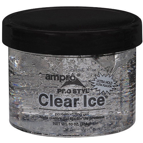 Ampro Pro Styl Clear Ice Protein Styling Gel, 10 oz