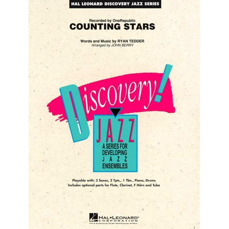 Hal Leonard Counting Stars Jazz Band Level 1 5