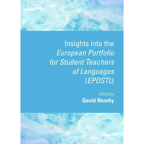 Insights into the European Portfolio for Student Teachers of Languages (Epostl)