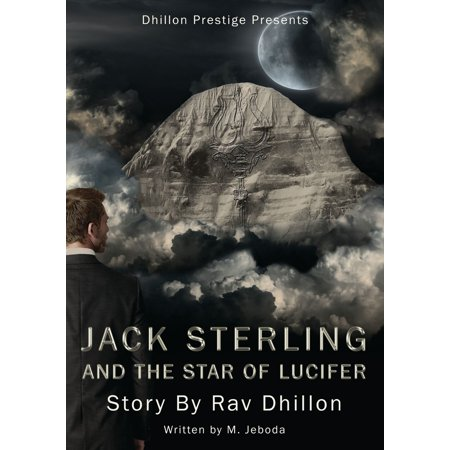 Jack Sterling And The Star Of Lucifer - eBook ()