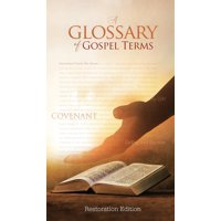Tcgt-Hc-S-01: Teachings and Commandments, Book 2 - A Glossary of Gospel Terms: Restoration Edition Hardcover, 5 x 8 in. Small Print (Hardcover)
