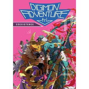 Digimon Adventure tri.: Coexistence (DVD)