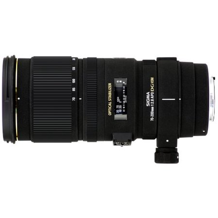 Sigma 70 200Mm F 2 8 Apo Ex Dg Hsm Os Fld Large Aperture Telephoto Zoom Lens For Canon Digital Dslr Camera