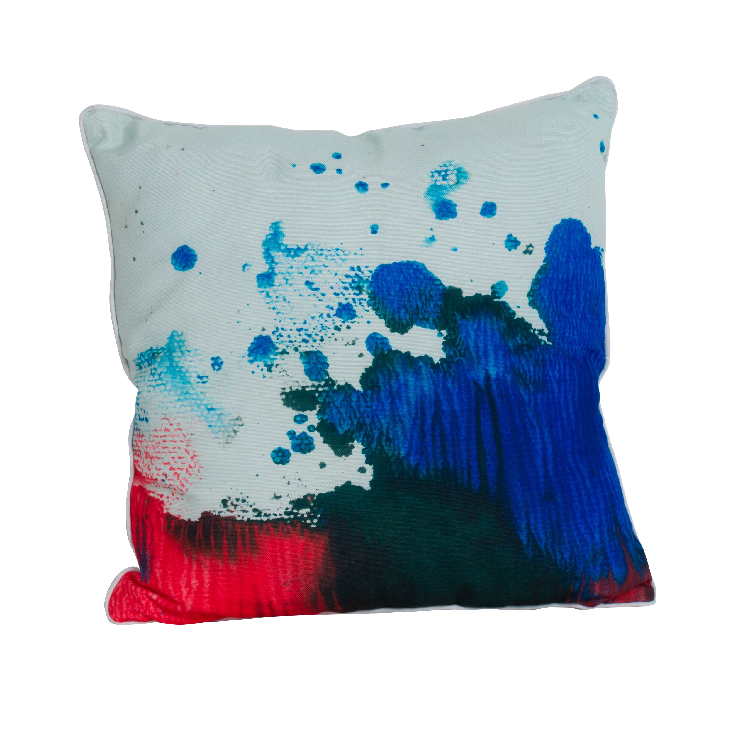 Michael Anthony Splatter Accent Pillow