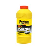 Prestone DOT 4 Synthetic Brake Fluid, 12 fl oz